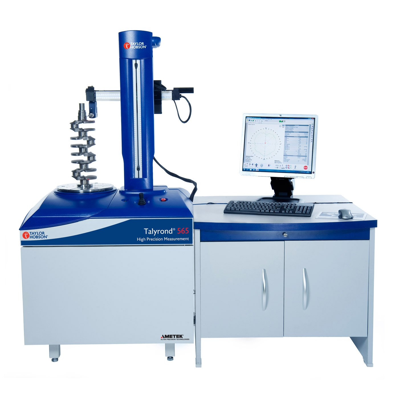 Roundness, cylindricity and straightness measurement system Talyrond 565H